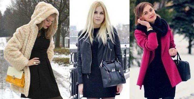 a9017fa30 Nevzdávejte se myšlenky nosit šaty i v zimě! • Styl / denikPlus.cz