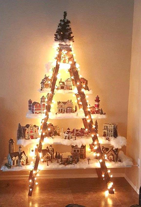 Výsledek obrázku pro vánoční štafle